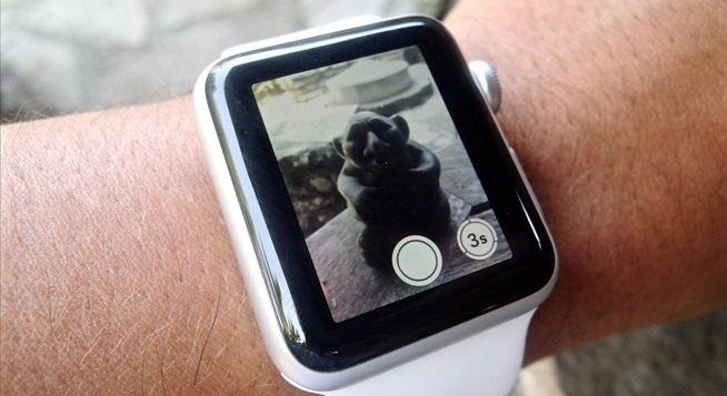 Turn Your iPhone into a Spy Camera Using Your Apple Watch