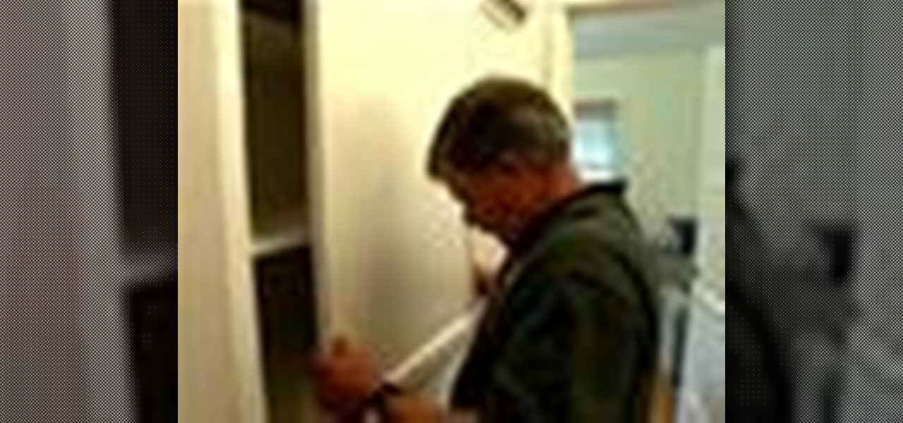 How To Repair Sliding Wood Closet Doors With This Old House