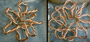 Make Torus Knots from Soft Metals
