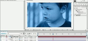Color correct video from a Canon 5D or 7D with After Effects