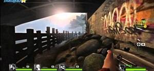 "Walkthrough ""The Sacrifice"" in Left 4 Dead 2 on the Xbox 360"