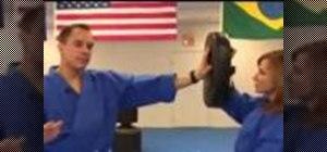Pound in Kun Tao martial arts
