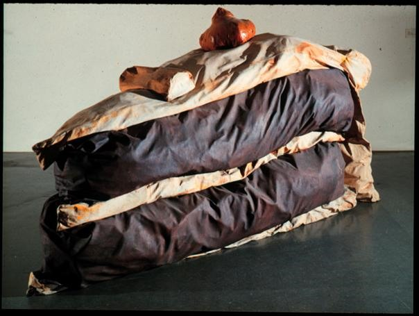 Claes Oldenburg Floor Cake