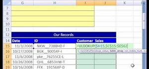 Use VLOOKUP with TRIM in Microsoft Excel