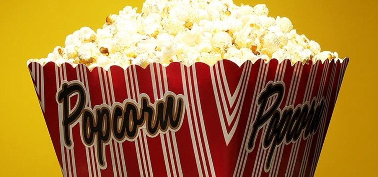 How to Make Homemade Popcorn Taste Exactly Like Movie Theater Popcorn