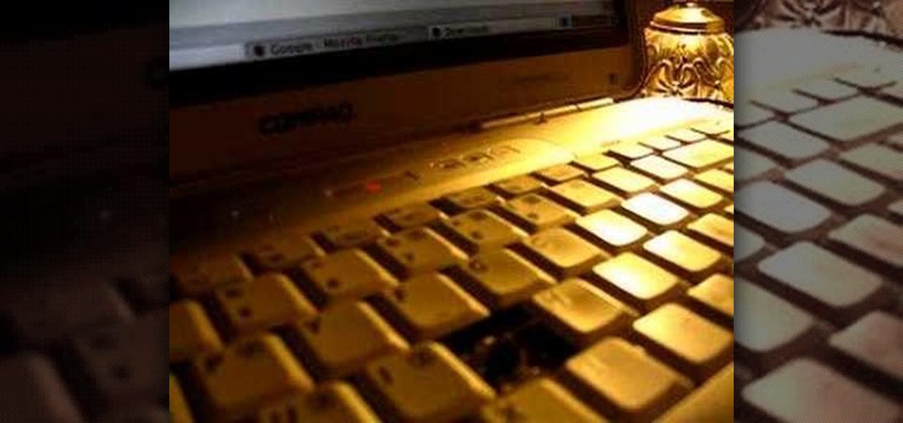 how to fix keys on keyboard laptop