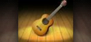 Record acoustic instruments in GarageBand '09