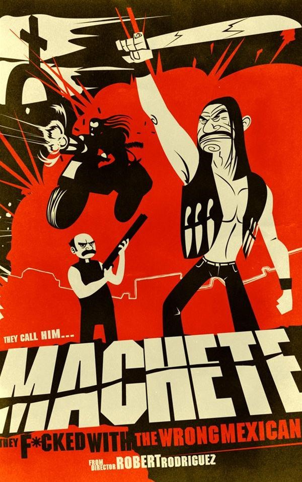 "Robert Rodriguez - ""Machete"""