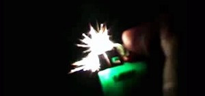 Capture Fireworks on Video