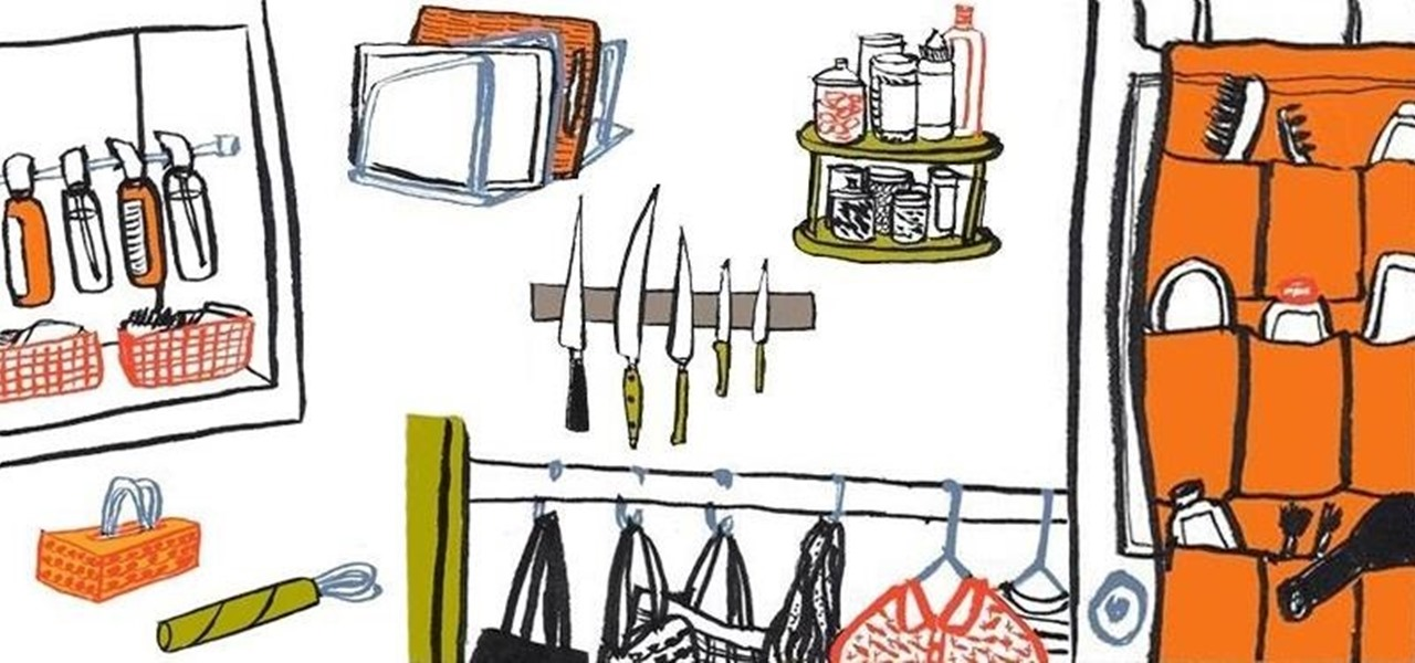 10 Awesome Organizing Hacks for Your Living Space