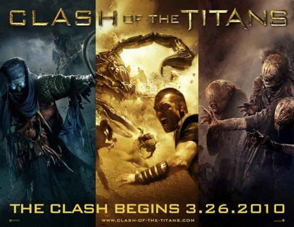 Clash of the Titans 2010