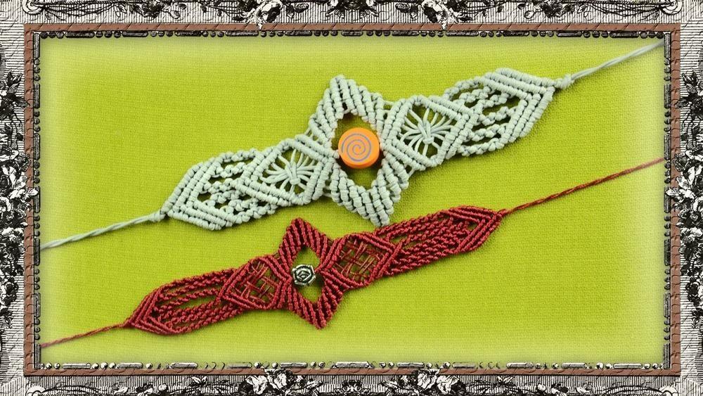 Sword Bracelet Tutorial
