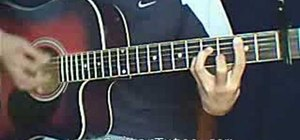 "Play ""Crush"" by David Archuleta on guitar"