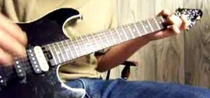 """Play """"Head Over Heels"""" by Tears For Fears on guitar"""