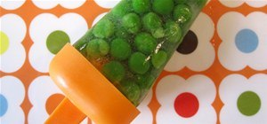 Trick Your Kid Into Eating Veggies With (Ew) Pea Popsicles