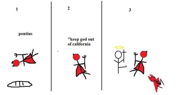 keep god in california!!!!!!!!!!
