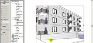 Use cameras & walk-throughs in Autodesk Revit Building