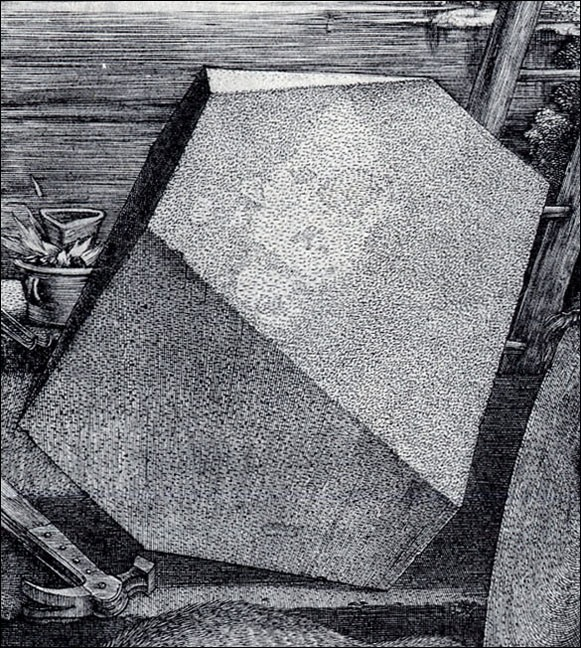 Albrecht Dürer, the Father of Polyhedral Nets