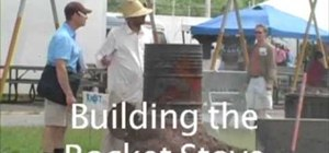 Build and understand a rocket stove