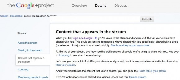 Games to Appear in Google+ Stream