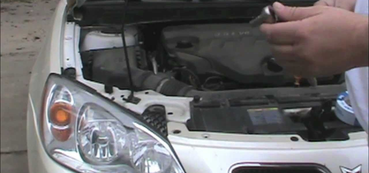 How To Replace Headlight Bulb On Pontiac G6