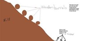 The Rolling Barrels
