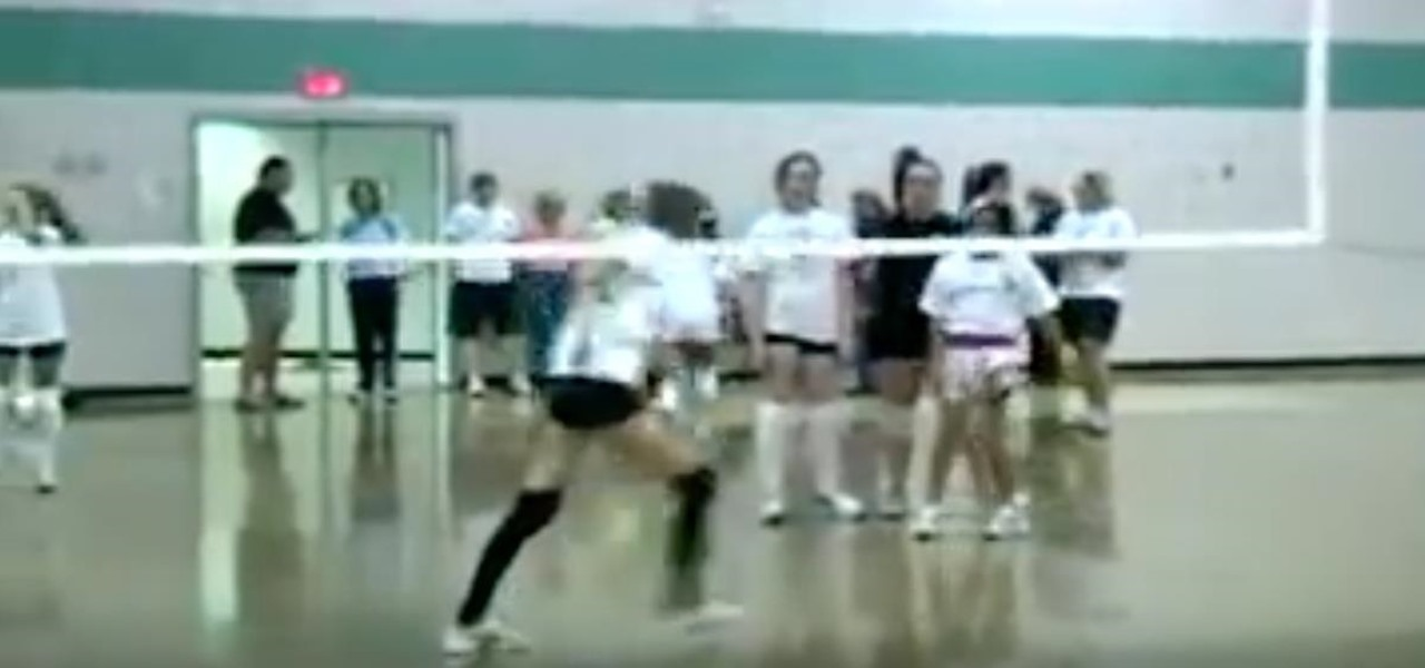 Coach Fundamental Offensive Skills in Youth Volleyball