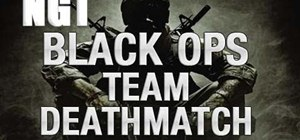 Use the M16 effectively playing Team Deathmatch on Jungle in Black Ops