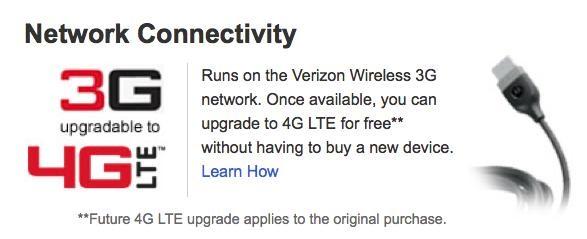 How to Upgrade Your Motorola XOOM 3G to Verizon's 4G LTE