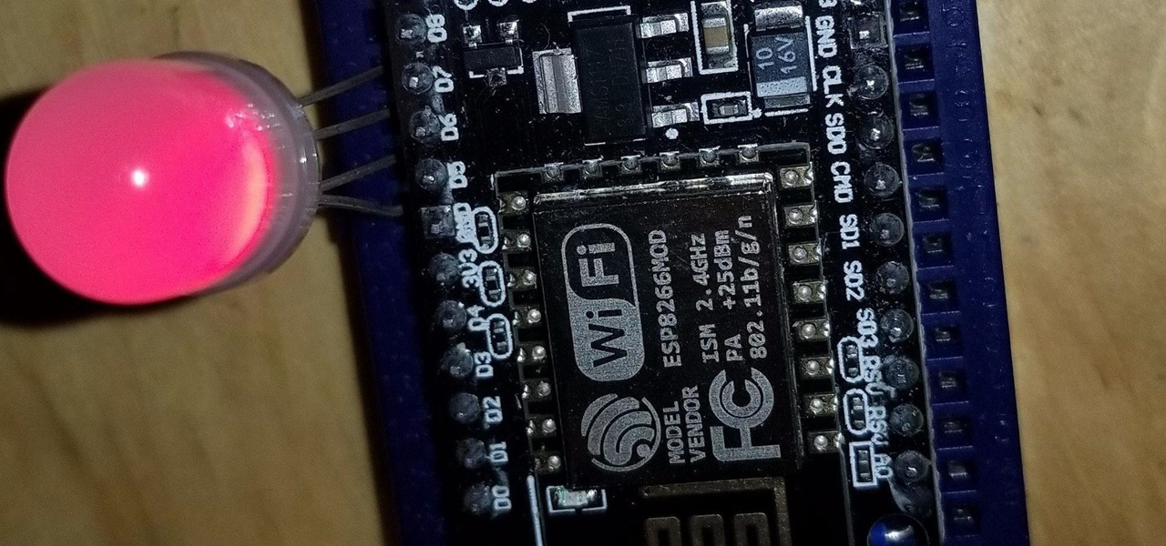 Detect & Classify Wi-Fi Jamming Packets with the NodeMCU