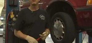 Maintain car tires and ensure maximum tire life