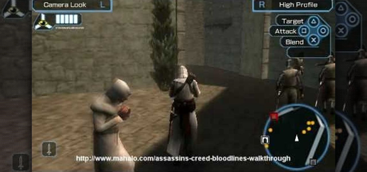 How To Walkthrough Assassin S Creed Bloodlines Mission 7 Psp Wonderhowto
