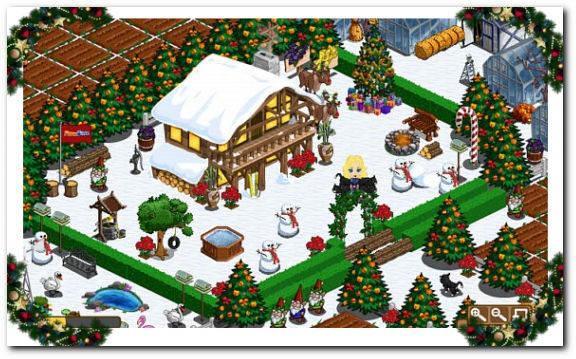 Best Farmville Holiday Farm Photos