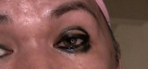 Line your heavy lid or hooded eye