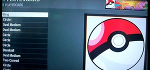Make a Pokémon Pokéball emblem in Call of Duty: Black Ops