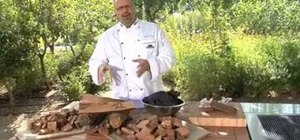 Select wood and use wood properly for wood grilling