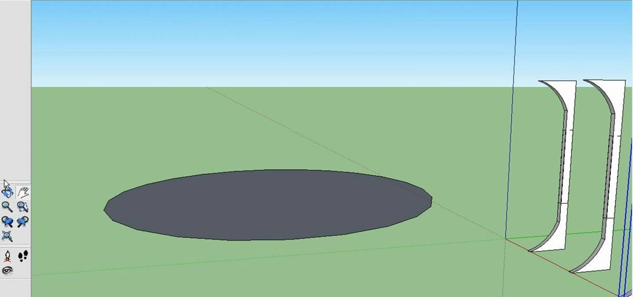 how to change the background on sketchup