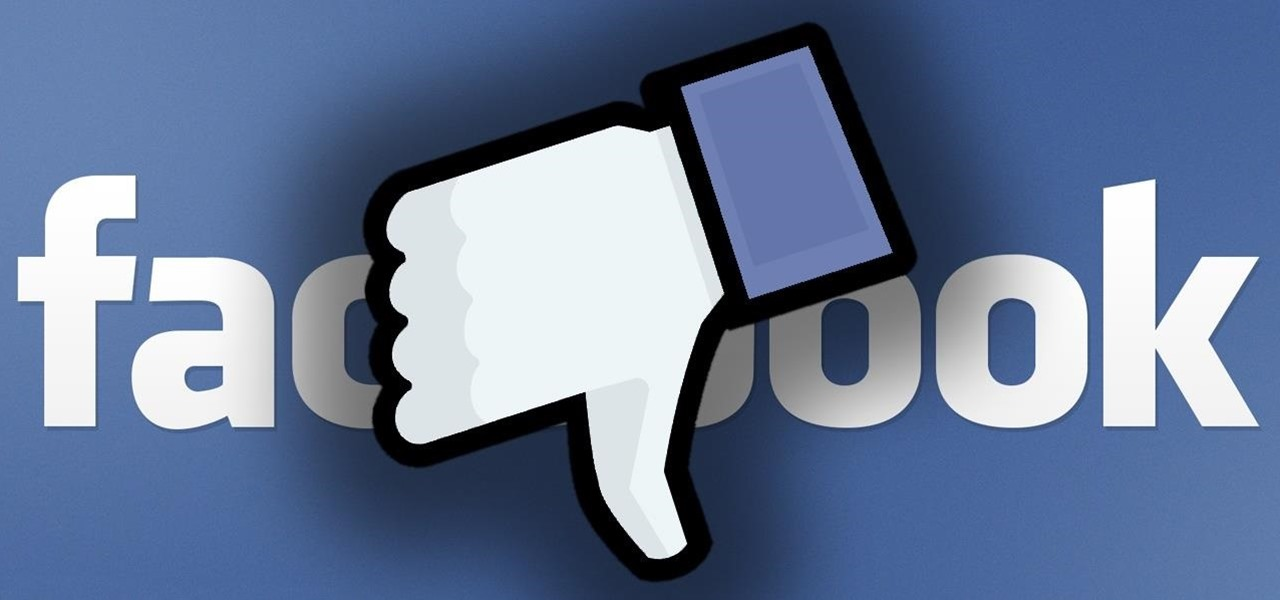 How to Finally ���Thumbs Down��� Things You Dislike on Facebook �� Internet