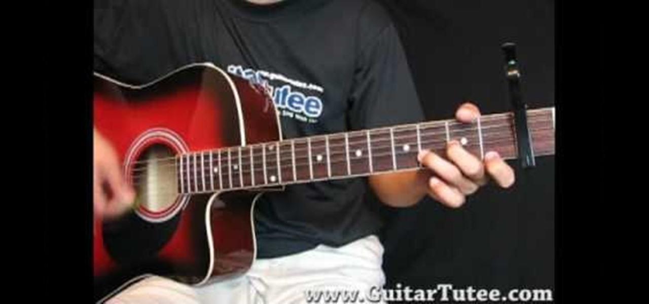 Guitar taylor swift chords