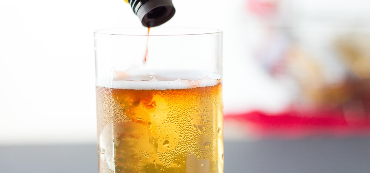 Make Bad Beer Taste Better with a Bit of Bitters