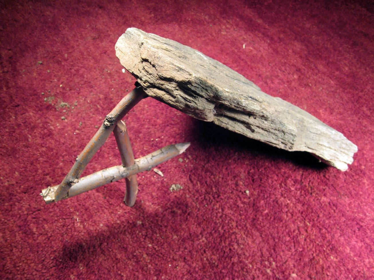 How to Kill Prey in the Wild with a Survival Deadfall Trap