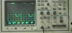 Use an oscilloscope properly