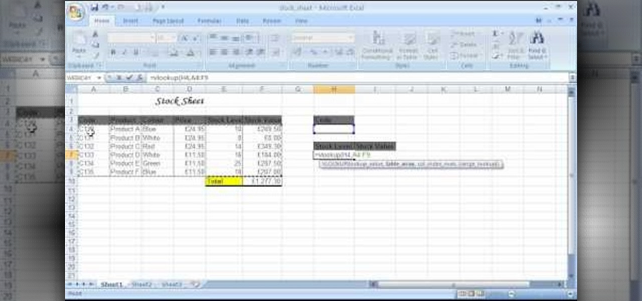 How To Learn Microsoft Excel 2007 Pdf