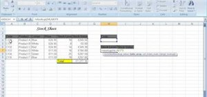 Use the Excel Vlookup function in Microsoft Excel 2007