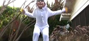 Make a Where the Wild Things Are Halloween costume