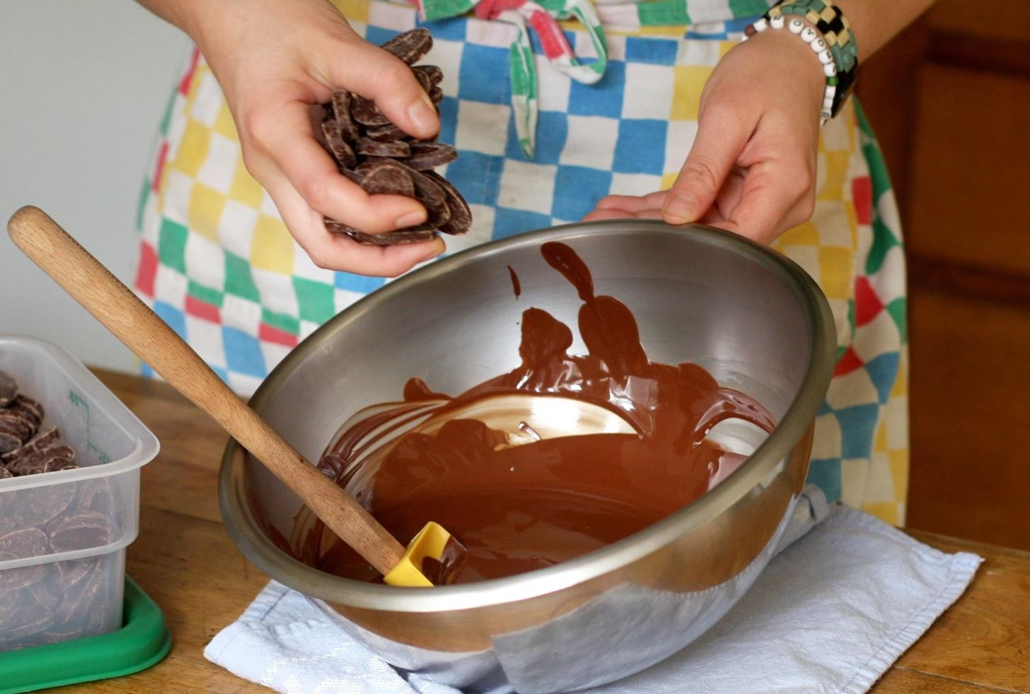 How to Temper Chocolate & Why You Should Never Skip This Step at Home
