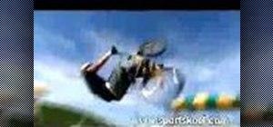 Perform a bike box jump