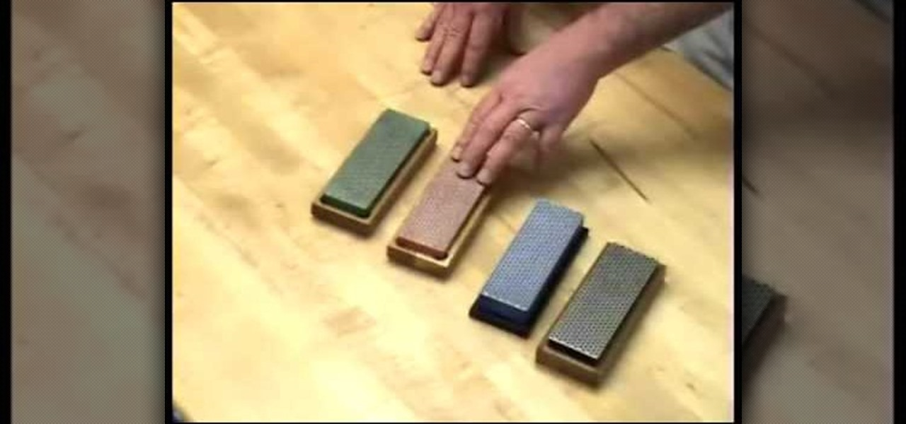 how to sharpen a kitchen how to sharpen kitchen knives