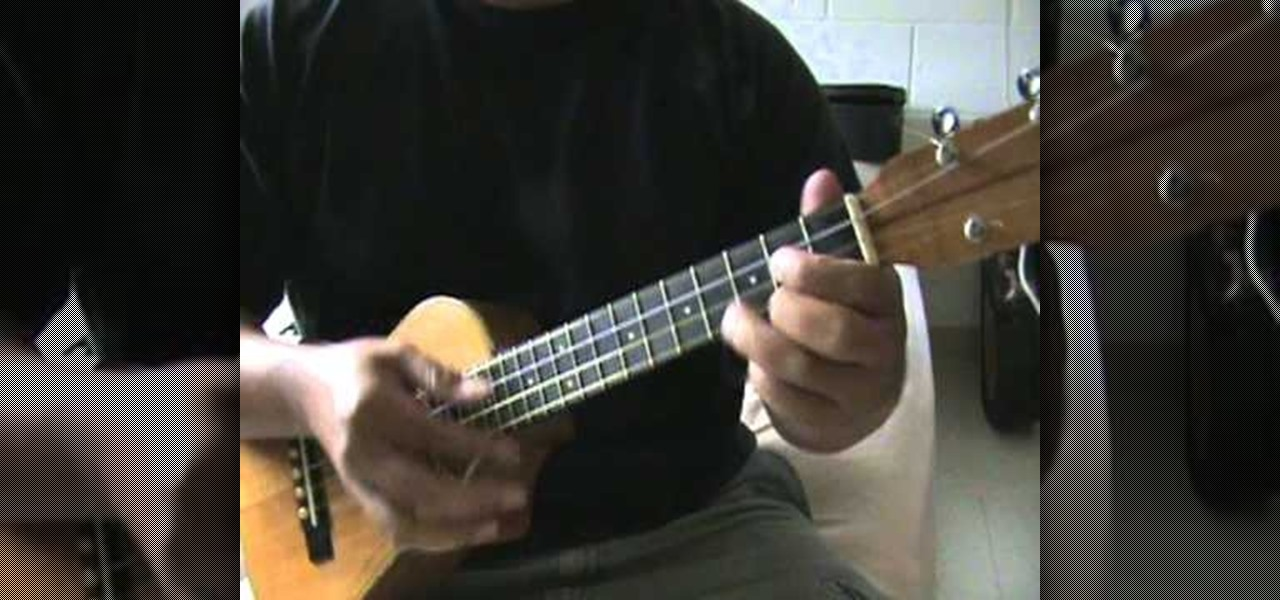 How To Play Redemption Song By Bob Marley On The Ukulele Ukulele