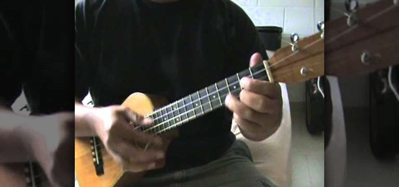How to Play u0026quot;Redemption Songu0026quot; by Bob Marley on the ukulele u00ab Ukulele